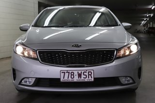 2016 Kia Cerato YD MY17 S Silver 6 Speed Sports Automatic Sedan