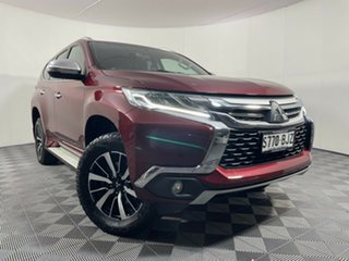 2016 Mitsubishi Pajero Sport QE MY17 GLX Terra Rossa 8 Speed Sports Automatic Wagon