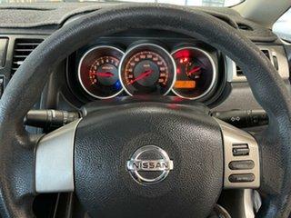2007 Nissan Tiida C11 MY07 ST Silver 4 Speed Automatic Sedan