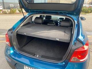 2012 Holden Cruze JH Series II MY12 SRi Green 6 Speed Sports Automatic Hatchback