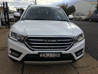 2020 Haval H6 (No Series) Lux White Sports Automatic Dual Clutch.