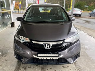 2016 Honda Jazz VTi Grey Constant Variable Hatchback.