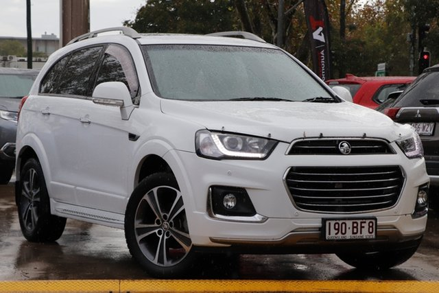 Used Holden Captiva CG MY16 LTZ AWD Toowoomba, 2015 Holden Captiva CG MY16 LTZ AWD 6 Speed Sports Automatic Wagon