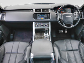 2015 Land Rover Range Rover LW MY16 Sport 5.0 V8 SC HSE Dynamic Grey 8 Speed Automatic Wagon