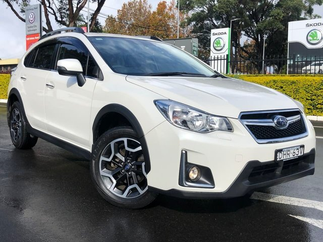 Used Subaru XV G4X MY16 2.0i-S Lineartronic AWD Botany, 2016 Subaru XV G4X MY16 2.0i-S Lineartronic AWD Black 6 Speed Constant Variable Wagon