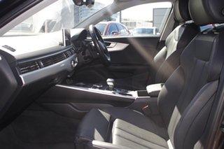 2016 Audi A4 B9 8W MY17 Allroad S Tronic Quattro Black 7 Speed Sports Automatic Dual Clutch Wagon.