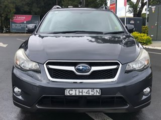 2012 Subaru XV G4X MY12 2.0i-S Lineartronic AWD Grey 6 Speed Constant Variable Wagon.