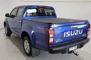 2018 Isuzu D-MAX MY18 LS-M Crew Cab Blue 6 Speed Sports Automatic Utility.
