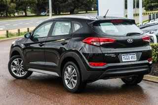2017 Hyundai Tucson TL MY18 Active X 2WD Black 6 Speed Sports Automatic Wagon.