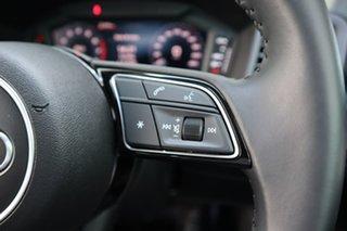 2020 Audi A1 GB MY20 30 TFSI Sportback S Tronic White 7 Speed Sports Automatic Dual Clutch Hatchback
