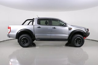 2021 Ford Ranger PX MkIII MY21.25 XLS 3.2 (4x4) Silver 6 Speed Automatic Double Cab Pick Up