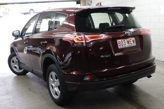 2015 Toyota RAV4 ZSA42R GX 2WD Red 7 Speed Constant Variable Wagon