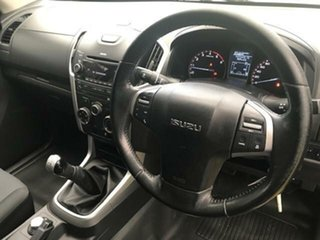 2015 Isuzu D-MAX TF MY15 LS-M HI-Ride (4x4) Fawn 5 Speed Manual Crew Cab Utility