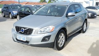 2009 Volvo XC60 DZ MY10 Geartronic AWD Silver 6 Speed Sports Automatic Wagon.