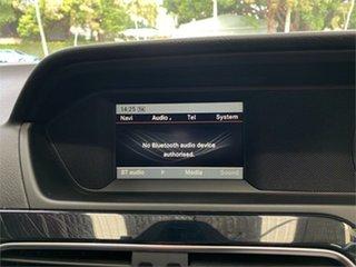2012 Mercedes-Benz C-Class W204 C200 CDI BlueEFFICIENCY White Sports Automatic Sedan