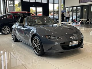 2020 Mazda MX-5 ND GT RF SKYACTIV-MT Polymetal Grey 6 Speed Manual Targa.