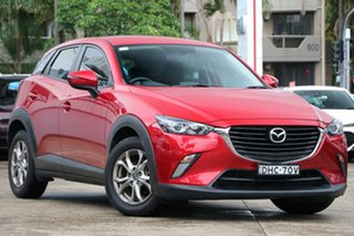 2016 Mazda CX-3 DK Maxx (FWD) Soul Red 6 Speed Automatic Wagon.