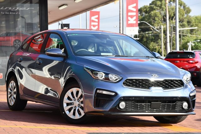 New Kia Cerato BD MY21 S Reynella, 2020 Kia Cerato BD MY21 S Blue 6 Speed Sports Automatic Hatchback