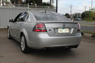 2009 Holden Calais VE MY10 V Silver 6 Speed Automatic Sedan