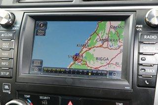2013 Toyota Aurion GSV50R Presara Graphite 6 Speed Automatic Sedan