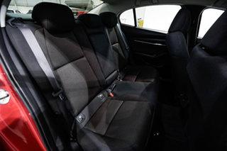 2019 Mazda 3 BP2SL6 G25 SKYACTIV-MT Evolve Red 6 Speed Manual Sedan