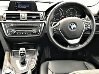 2012 BMW 320d F30 MY0812 320d White 8 Speed Sports Automatic Sedan