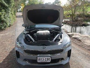2019 Kia Stinger CK MY19 GT Fastback Grey 8 Speed Sports Automatic Sedan.