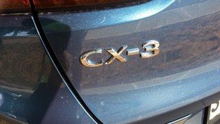 2021 Mazda CX-3 DK2W7A sTouring SKYACTIV-Drive FWD Eternal Blue 6 Speed Sports Automatic Wagon