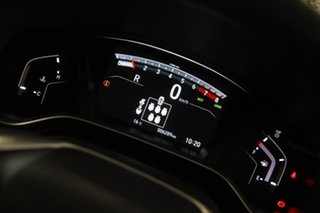 2020 Honda CR-V RW MY21 VTi FWD 7 Lunar Silver 1 Speed Constant Variable Wagon