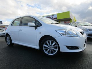 2009 Toyota Corolla ZRE152R Levin SX White 6 Speed Manual Hatchback