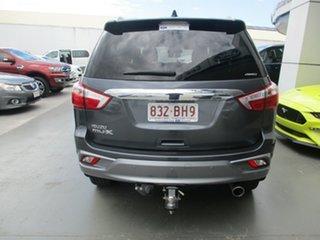 2018 Isuzu MU-X UC MY18 LS-T (4x4) Grey 6 Speed Auto Sequential Wagon.