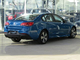 2013 Holden Commodore VF MY14 SS Blue 6 Speed Sports Automatic Sedan