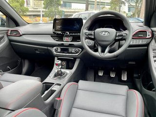 2020 Hyundai i30 PD.V4 MY21 N Line Premium Fluidic Metal 6 Speed Manual Hatchback.