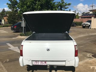 2007 Holden Ute VZ MY06 White 4 Speed Automatic Utility