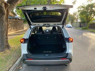 2020 Toyota RAV4 Axah54R Cruiser eFour Crystal Pearl 6 Speed Constant Variable Wagon Hybrid