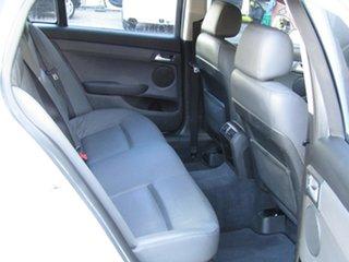 2009 Holden Commodore VE MY10 International Sportwagon Alaska White 6 Speed Sports Automatic Wagon
