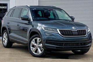 2020 Skoda Kodiaq NS MY20.5 132TSI DSG Grey 7 Speed Sports Automatic Dual Clutch Wagon.