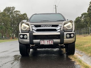 2018 Isuzu MU-X UC MY17 LS-T (4x4) Grey 6 Speed Auto Sequential Wagon