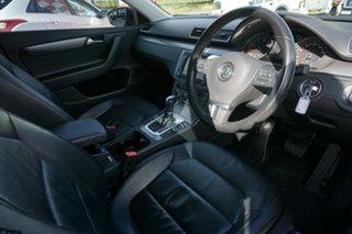 2012 Volkswagen Passat Type 3C MY12.5 118TSI DSG Black 7 Speed Sports Automatic Dual Clutch Sedan