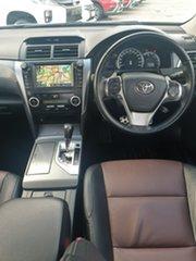 2013 Toyota Aurion GSV50R Sportivo ZR6 Silver, Chrome 6 Speed Sports Automatic Sedan