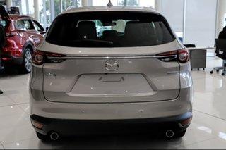 2021 Mazda CX-8 KG2WLA Touring SKYACTIV-Drive FWD 47s 6 Speed Sports Automatic Wagon.