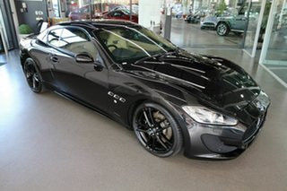 2014 Maserati Granturismo M145 MY15 Sport Black 6 Speed Sports Automatic Coupe
