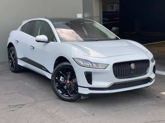 Used Jaguar I-Pace X590 MY21 S Hobart, 2021 Jaguar I-Pace X590 MY21 S White 1 Speed Automatic Wagon