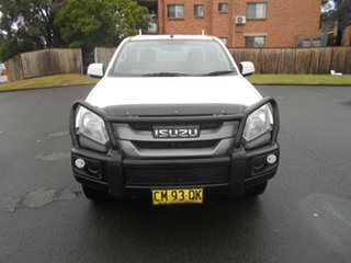 2017 Isuzu D-MAX TF MY17 SX HI-Ride (4x2) White 6 Speed Automatic Space Cab Utility