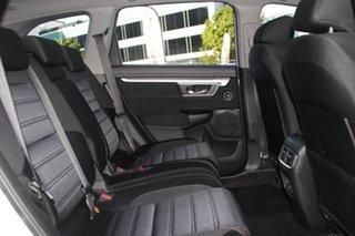 2020 Honda CR-V RW MY21 VTi FWD 7 Platinum White 1 Speed Constant Variable Wagon
