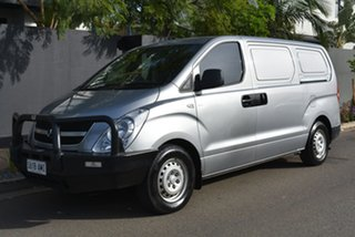 2011 Hyundai iLOAD TQ-V Silver 5 Speed Sports Automatic Van.