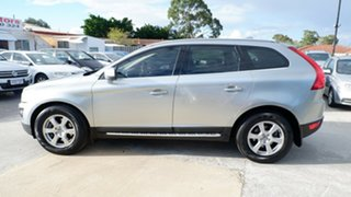 2009 Volvo XC60 DZ MY10 Geartronic AWD Silver 6 Speed Sports Automatic Wagon