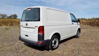 2020 Volkswagen Transporter T6.1 MY21 TDI450 SWB DSG 4MOTION Candy White 7 Speed Direct Shift Van