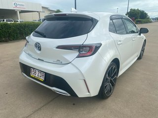 2019 Toyota Corolla ZWE211R ZR E-CVT Hybrid White/240919 10 Speed Constant Variable Hatchback Hybrid.