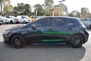 2019 Toyota Corolla ZWE211R SX E-CVT Hybrid Black 10 Speed Constant Variable Hatchback Hybrid.